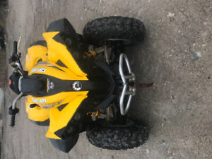 07 Can am Renegade 800