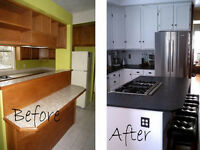 HOUSE AND CONDO - RENOVATIONS - Great Prices and STRESS FREE
