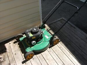 Weed Eater Lightwieght Gas Lawnmower      ONLY $75 !!