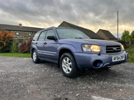 Subaru forester swap or part ex