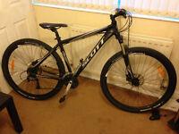 Scott mans bike