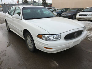 2005 Buick LeSabre Ls Sedan 177000 km inspected car clean