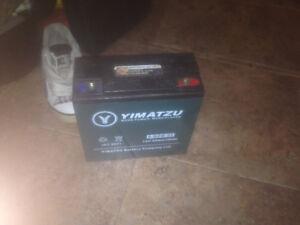 4 batteries for a 48volt ebike