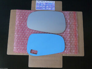 616LF - Volvo S60 S80 V70 Replacement Mirror Glass Driver Side