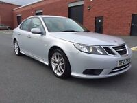 2008 SAAB 9-3 VECTOR SPORT TID AUTOMATIC ONE OWNER LOW MILES FULL SERVICE HISTORY