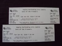 Regina Performing Arts Centre - Sons of The Pioneers