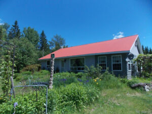BEAUTIFUL 2 BEDS, 1 BATHS HOME ON 1.4 ACRES!