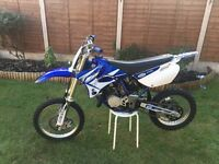 Yz 85 not kx cr pitbike