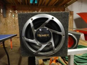 "10"" Pioneer Premiere Subwoofer In Box"