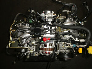 JDM SUBARU LEGACY, IMPERZA EJ20, 2.0L ENGINE ONLY, 2001-2005