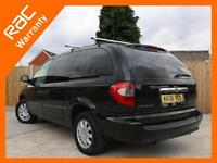 2006 Chrysler Grand Voyager 2.8 CRD Turbo Diesel Limited Ltd XS Auto 7-Seater MP