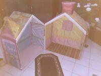 Rose petal cottage kids play house