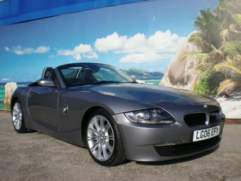 2006 Bmw Z4 Sport Roadster Electric Roof Convertible