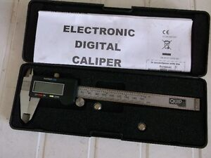 caliper (pied a coulisse )