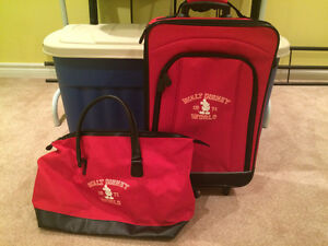 Disney Luggage set