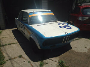 1975 BMW 2002 Race Car