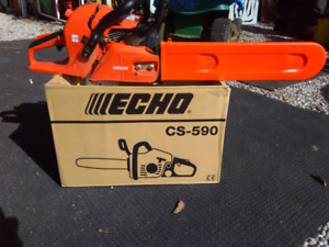 Brand new Echo chainsaw for sale | Garden Tools | Gumtree