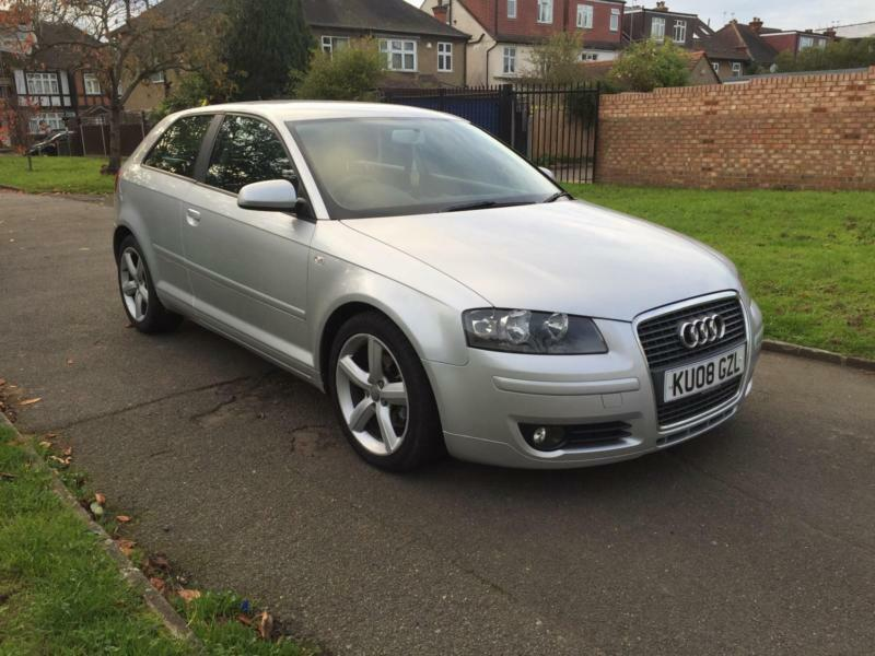 audi a3 1 4t fsi 2008 sport in ealing london gumtree. Black Bedroom Furniture Sets. Home Design Ideas