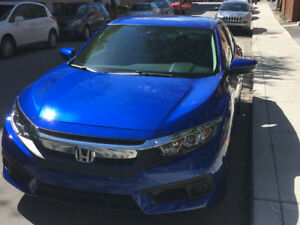 Honda Civic 2018 se sedan
