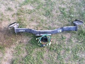 Mazda CX-7 Trailer Hitch and Wiring Harness