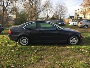 2001 BMW 3 SERIES 325CI * RWD * LEATHER * SUNROOF London Ontario image 7