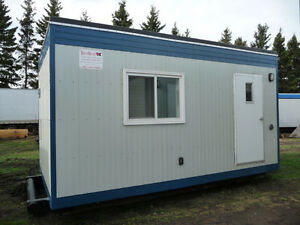 2015 Red Rose 10x20 Office Trailer