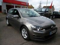 2015 VOLKSWAGEN GOLF Match Tdi Bluemotion Technology