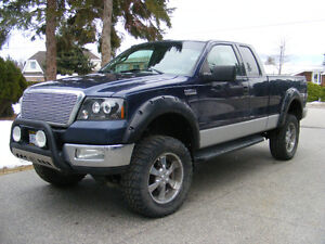 2004 Ford F-150 XLT 4X4 Pickup Truck -- Lowered Price