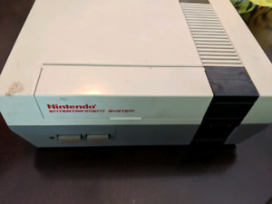 Nintendo Classic with Controllers
