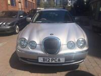 Jaguar/Daimler S-Type V6 Saloon 3.0 Automatic Petrol LOW RATE FINANCE AVAILABLE