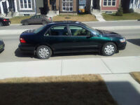 2000 Honda Accord LX Sedan. Manual Transmission!!!