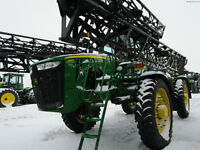 2013 JOHN DEERE 4940 SPRAYER