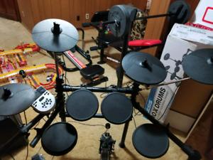 Alesis dm7x electronic drums