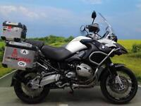 BMW R1200GS Adventure 2013 **FULL BMWSH ONE OWNER FULLY LOADED!**