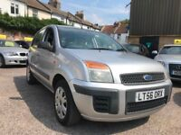 Ford Fusion 1.4 Style Climate 5dr£2,295 one owner
