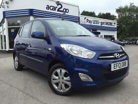 Hyundai i10 ACTIVE 1.2 MANUAL 5 DOOR