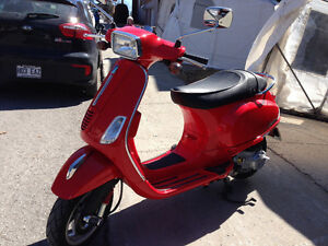 Vespa LX50 2012 à vendre !