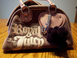 "Rare Juicy Couture ""Bowling Ball"" Purse"