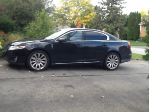 Lincoln MKS 2009 AWD