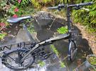 Carrera cross city electric folding bike