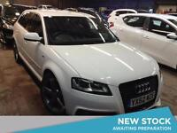 2012 AUDI A3 2.0 TDI Black Edition 5dr [Start Stop]