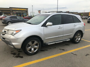 2007 ACURA MDX ELITE PACKAGE