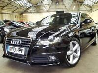 2010 Audi A4 Avant 2.0 TDI S Line Special Edition 5dr
