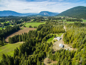 20 ACRES IN TOWN SALMON ARM