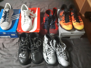 Sz 12-13 shoes. NEED GONE!!!!