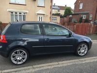 GOLF TDI s , 1900cc , 3door, LOW MILES