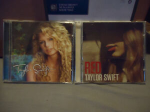 TAYLOR SWIFT CDS