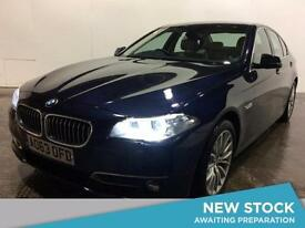 2013 BMW 5 SERIES 520d Luxury 4dr Step Auto
