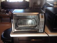 Small appliances in great shape.toaster oven etc.