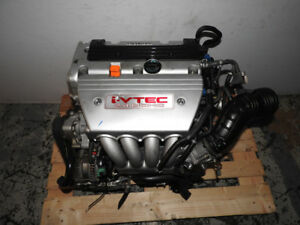 JDM Honda K24A 2.4L DOHC i-VTEC RBB 200HP Engine K24A2 TSX Accor